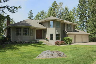 Bigfork Single Family Home For Sale: 190 Pine Needle Lane
