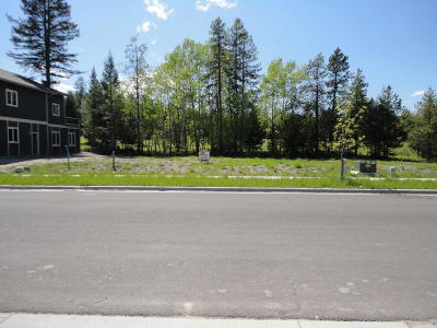 Whitefish Residential Lots & Land For Sale: 140 Brimstone Drive