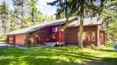 Whitefish Single Family Home For Sale: 105 Park Knoll Lane