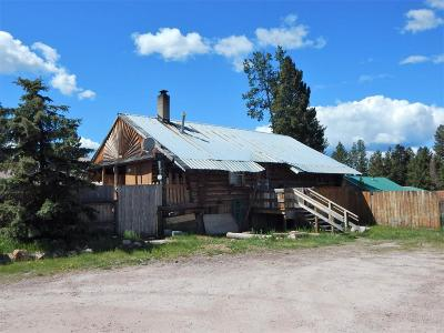 Seeley Lake MT Single Family Home For Sale: $91,000
