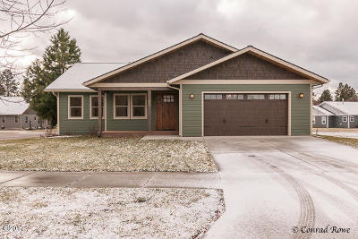 Bigfork Single Family Home For Sale: 204 Bluebunch Court