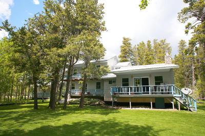 East Glacier Park Single Family Home For Sale: 1228 4th Avenue