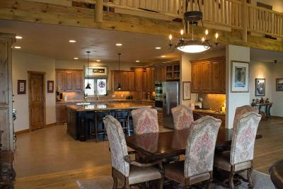 Kalispell Single Family Home For Sale: 91 Paradise View Court