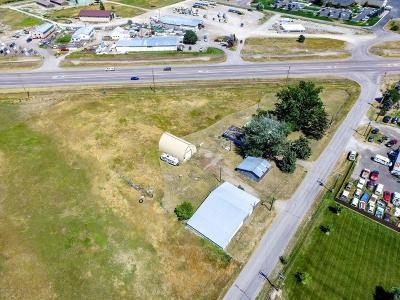 Kalispell MT Commercial Under Contract Taking Back-Up : $499,000