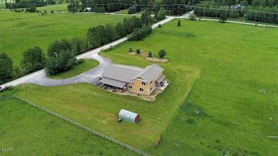 Whitefish Single Family Home For Sale: 1650 Voerman Road