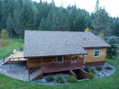 Lake County Single Family Home For Sale: 30277 Jocko Canyon Road