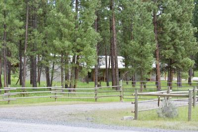 Lincoln County Single Family Home For Sale: Nhn Ponderosa Pine Drive