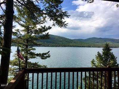 Kalispell Single Family Home For Sale: 4075 Ashley Lake Road
