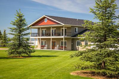 Kalispell Single Family Home For Sale: 1417 Lake Blaine Road