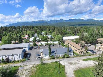 Whitefish MT Single Family Home For Sale: $99,000