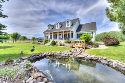 Victor Single Family Home For Sale: 141 Broken Spur Trail