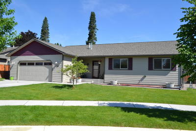Missoula Single Family Home For Sale: 2524 Red Osier Court