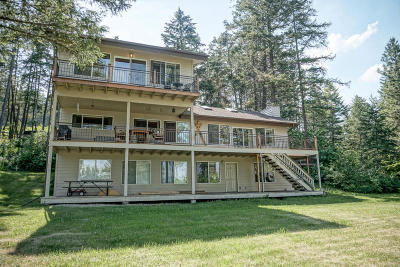 Lakeside Single Family Home Under Contract Taking Back-Up : 6895 Highway 93 South