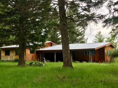 Lincoln County Single Family Home For Sale: 17 Salish Springs Road