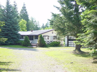 Lakeside Single Family Home Under Contract Taking Back-Up : 610 Blacktail Road