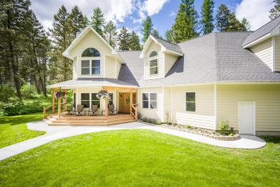 Whitefish, Olney Single Family Home For Sale: 1065 Km Ranch Road