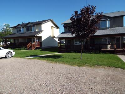 Lake County Multi Family Home For Sale: 21 & 23 Adams Street South East