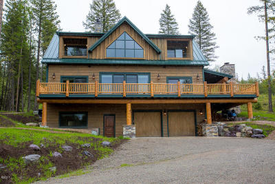 Flathead County Single Family Home For Sale: 2525 East Lakeshore Drive