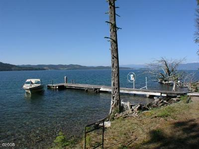 Lake County Single Family Home For Sale: W-4 Wild Horse Island