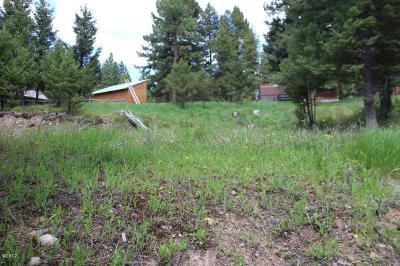 Missoula County Residential Lots & Land For Sale: Nhn Spruce Drive