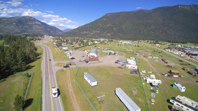 Columbia Falls Commercial For Sale: 3800 Montana Hwy 206