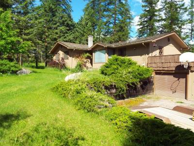 Polson Single Family Home For Sale: 41798 Jette Lake Trail