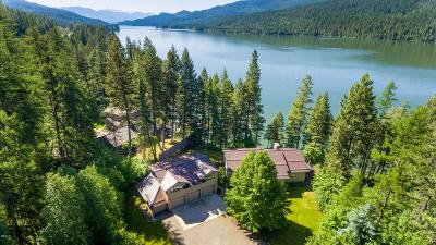 Bigfork Single Family Home For Sale: 14401 Hidden Bay Lane