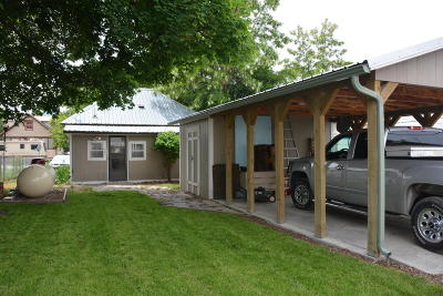Sanders County Single Family Home For Sale: 106 Meany Street