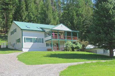 Lincoln County Single Family Home For Sale: 1381 Seventeen Mile Road