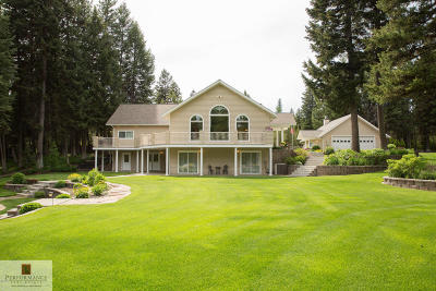 Lincoln County Single Family Home For Sale: 89 Crystal Lake Road