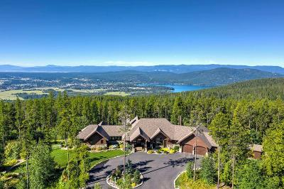 Whitefish Single Family Home For Sale: 3110 Snowghost Drive
