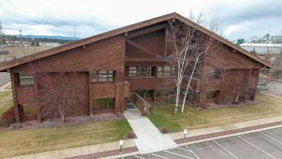 Flathead County Commercial For Sale: 500 12th Avenue West