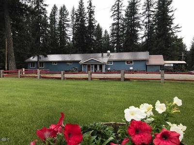 Flathead County Commercial For Sale: 10035 Us Highway 93 North