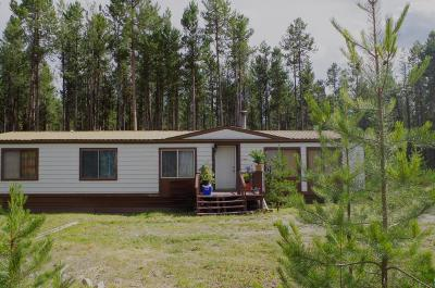 Marion Single Family Home For Sale: 204 Old Creek Road