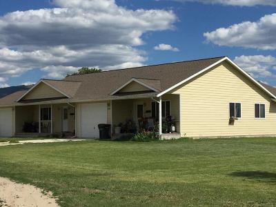 Stevensville Multi Family Home For Sale: 859 Three Mile Creek Road