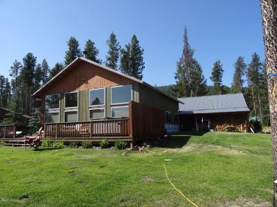 Seeley Lake Single Family Home For Sale: 246 Overland Trail