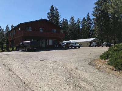 Lincoln County Commercial For Sale: 39424 Us Highway 2