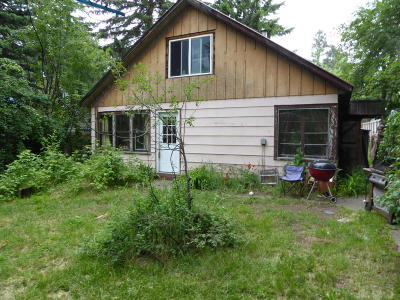 Flathead County Single Family Home Under Contract with Bump Claus: 8656 Us Highway 2 East