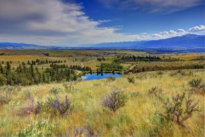 Missoula County Residential Lots & Land For Sale: Tr. 10aa Red Quill Ranch