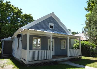Sanders County Single Family Home For Sale: 319 Central Avenue