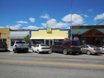 Lake County Commercial For Sale: 318 Main Street