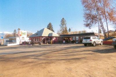 Lake County Commercial For Sale: 49779 Us Hwy 93