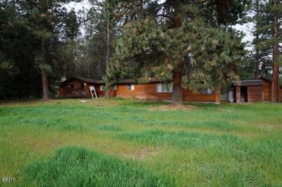Stevensville Multi Family Home For Sale: 172 Kootenai Creek Road