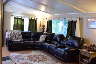 Columbia Falls Single Family Home Under Contract Taking Back-Up : 224 7th Street West