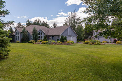Kalispell Single Family Home For Sale: 300 Plantation Drive