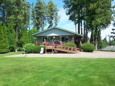 Kalispell MT Single Family Home Under Contract with Bump Claus: $296,000