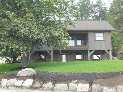 Lakeside Single Family Home Under Contract Taking Back-Up : 7070 Us-93