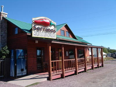 East Glacier Park Commercial Under Contract Taking Back-Up : 29 Dawson Avenue