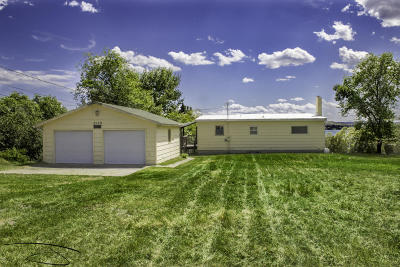 Lake County Single Family Home For Sale: 39647 Baypoint Road