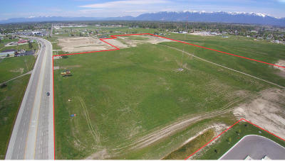 Flathead County Commercial For Sale: 3191 Us-93